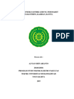 Audit Energi Listrik MEL