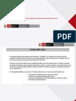 Exp. Plan Lima 2015