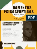 Clase 2 Fundamentos Psicogenéticos Part1
