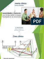 Presentación Memoria Clínica Diego Pérez FINAL