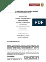 Informe TE CB121 2016-2