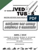 Azevedo Tubos - Linha Agricola - Abril-2019