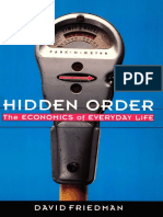 David D. Friedman - Hidden Order_ The Economics of Everyday Life (1997, HarperBusiness).pdf