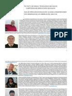 Libro sobre COMPETENCIA DE DIRECCIÓN EN EDUCACIÓN..docx