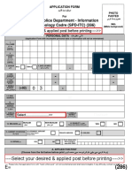 Form for All Post