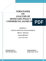 29104076-ANALYSIS-of-Monetary-Policy-Commercial-Banks-of-India.docx