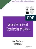 Panorama DT MX Javier Perez Torres