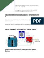 Arduino Sensor PIR