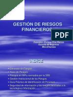 RIESGOS FINANCIEROS APLICADOS A CREDITOS