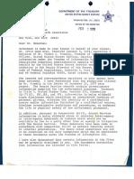 Dana Beal USSS Files