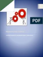 Productividad Humana Comportamiento Orga