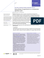 Aplicación del diseño de experimentos a un ciclo de refrigeración por compresión..pdf