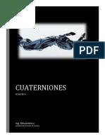 Monografia Final. Quaterniones.