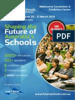 National Future Schools Expo & Conference Brochure
