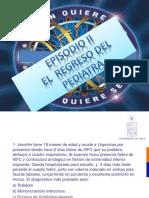 Pediatría III MI 2014