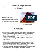 Boilover Japan