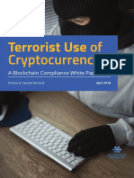 Terrorist Use of Cryptocurrencies