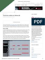 Funciones Ocultas en Cubase (II) _ Hispasonic