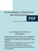 latecnologaylaestructuradelconocimiento-140518111739-phpapp02