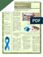 Boletin Cancer Prostata