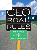 CEO Road Rules1