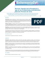 EL SÍNDROME DE QUEMARSE POR EL TRABAJO (SÍNDROME DE BURNOUT) EN PROFESIONALES DE ENFERMERÍA1
