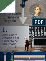 Clase 3 - El empresario y Tipos de Negocio.pptx