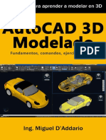 AutoCAD 3D Modelado_ Fundamentos, comandos, ejercicios y tips (Spanish Edition).pdf