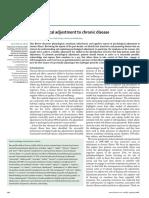 deRidder - psychologial adjustment to chronic disease