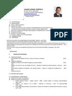 CV Jorge Gomez R 2019