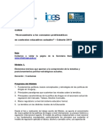 Programa y Bibliografia Modulo 1 1 3 1