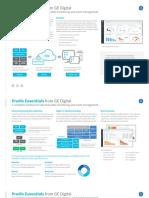 Predix Essentials From GE Digital Datasheet