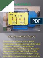Motor Monofásico 2011