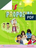 Copia de Hechos Con Proposito - Escuela Bíblica de Vacaciones - Escolares