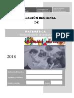 Ere Matematica 3ro 2018