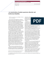 Chronic Illness and People With Intellectual Disability