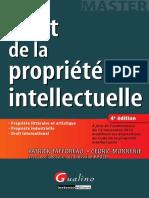 Droit de la propriété intellectuelle - 4e édition.pdf