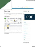 Format Excel Cells - Easy Excel Tutorial