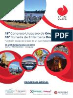 Programa Oficial Congreso SOMPU 2018