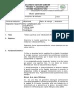 Informe de Lab Nº1 Tensión Superficial Por El Método de Wilhelmy