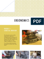 Charcoal Iron Box - Ergonomics