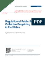 Policía y Derecho a Huelga en EEUU