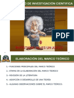 Elaboracion Del Marco Teórico