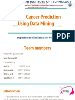 Breast Cancer Prediction (Final)
