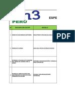 Especificaciones Epps