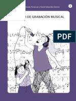 2 Estudio de Grabacion Musical Montserrat FUHEM