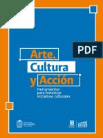 ARTE CULTURA Y ACCIÓN