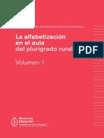 LaAlfabetizacionenelauladelPlurigradoRuralVol1baja.pdf