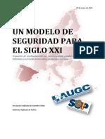 Modelo Policial Siglo Xxi 0 Sup Augc