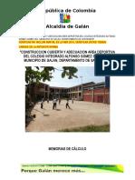 MEMORIAS DE CALCULO .doc